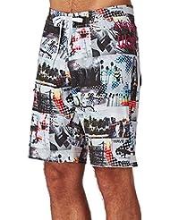 Hombres pantalones cortos de Surf Waxx - rey del verano