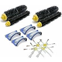 Kit Medium Serie 600cepillos 6brazos y filtros para iRobot Roomba serie 620621622623624625626627628629630631632633634635636637638639640garantía JSD