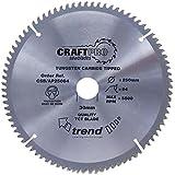 Trend machinery - Lame de scie circulaire 160mm x Z 52 x 20mm