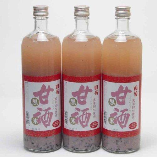 set-di-3-shinozaki-kunikiku-dolce-amor-di-riso-sake-dolce-900mlx3-non-alcolica-questo-prefettura-di-