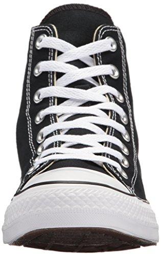 Converse Chuck Taylor All Star, Sneakers Unisex-Adulto Nero/Bianco (Black)