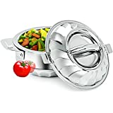 Ski Stainless Steel Food Storage Containers, Serving Insulated HOT Pot, 1000 ML 1 Piece