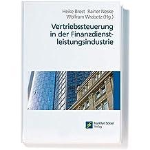 Vertriebssteuerung in der Finanzdienstleistungsindustrie