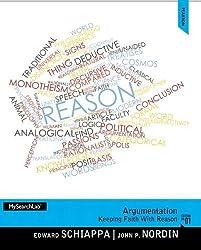 Argumentation: Keeping Faith with Reason by Edward Schiappa (2013-07-20)