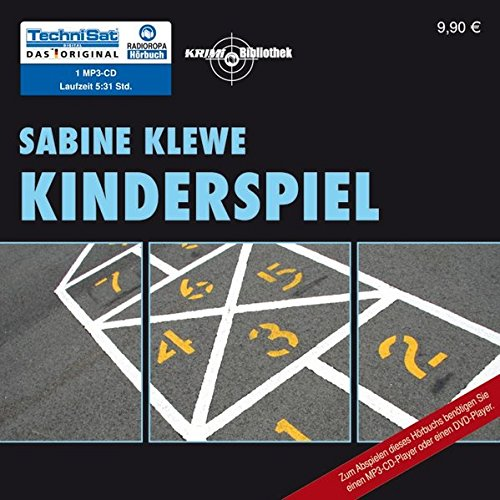 Image of Kinderspiel (5:31 Stunden, ungekürzte Lesung auf 1 MP3-CD)