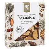 Bio Paranüsse aus Wildsammlung, Ganze Nüsse naturbelassen und unbehandelt in Bio- und Rohkost-Qualität (1 Packung 70g)
