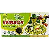 Everprosper Espinacas Fideos Orgánicos 250g (Paquete de 6)