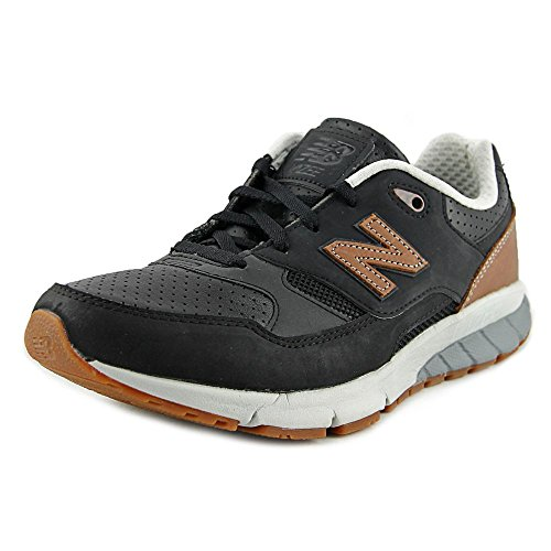 New Balance MVL530 Uomo US 7 Nero Scarpa da (New Balance Abbigliamento Da Tennis)