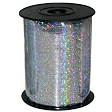 amscan 991004 Holographic Ribbon Party Decoration, 230M-1 Pc