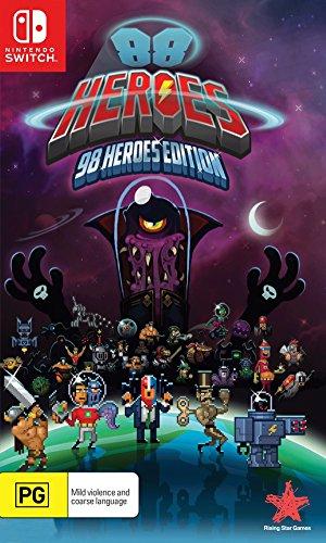 88 Heroes: 98 Heroes Edition (Nintendo Switch) [importación inglesa] 51rjZaLf9gL