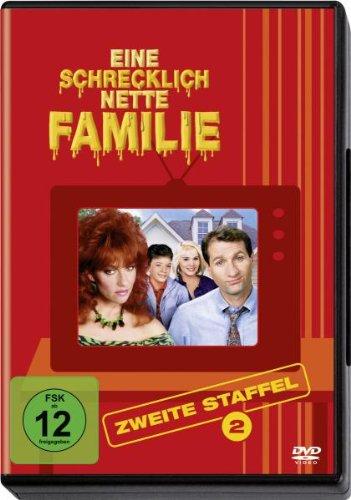 Preisvergleich Produktbild Eine schrecklich nette Familie - Zweite Staffel [3 DVDs]