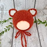 Orange Handmade Baby Girls' Accessories