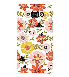 PrintVisa Designer Back Case Cover for Samsung Galaxy On5 (2015) :: Samsung Galaxy On 5 G500Fy (2015) (creative abstract floral design awesome )