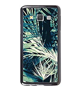 Fiobs Jaipur Rajasthan African America Cross Pattern Designer Back Case Cover For Samsung Galaxy A5