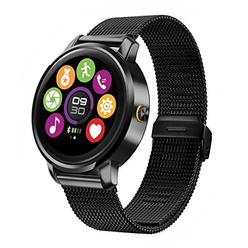 Premium M88H Smart Bluetooth Music Watch Pedometer Heart Rate Monitor Remote Camera for Android IOS