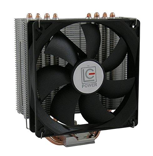 LC-Power LC-CC-120 Cosmo Cool Prozessorlüfter für Intel/AMD (180 Watt)