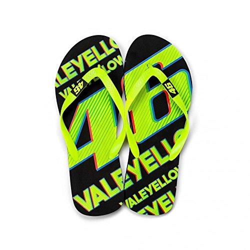 Valentino Rossi VR46 Infradito 2017 Giallo