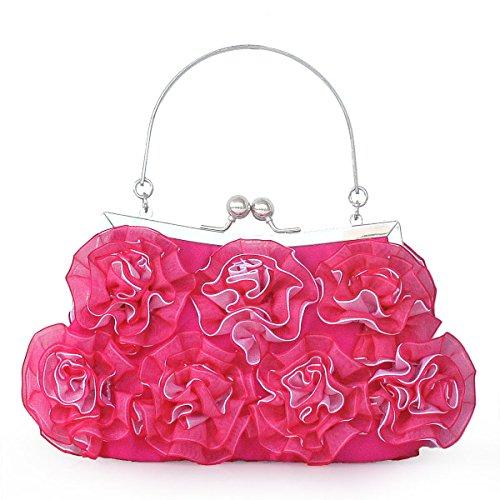 Frizione Sacchetto Delle Donne Della Frizione Borsa Da Sera Pink