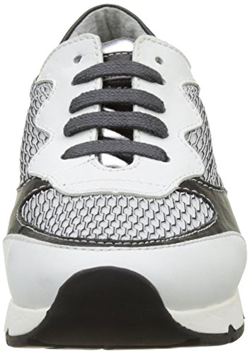 Pikolinos Mundaka W0j_v17, Sneakers Basses Femme Blanc (White)
