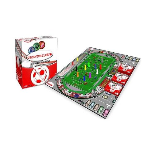 Famosa Deportes Cuatro-Juego de preguntas para los niños fans del fútbol