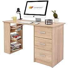 Mesas escritorio madera - Escritorios de madera para oficina ...