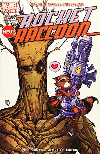 Rocket Raccoon: Bd. 2: Quer durch die Galaxie und dann links