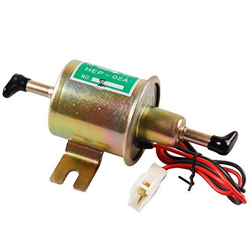 Universal 60mm Innendurchmesser Aluminiumlegierung Kraftstoffpumpe Halterung Rot