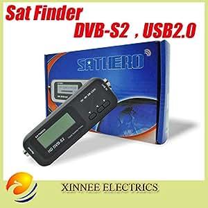 MU Sathero SH-100HD Digital Pocket Satellite Finder Satellite compteur signal HD Sat Finder DVB-S2 USB 2.0 Livraison gratuite
