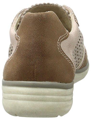 Jana 23704, Sneakers Basses Femme Rose (Rose Comb 502)