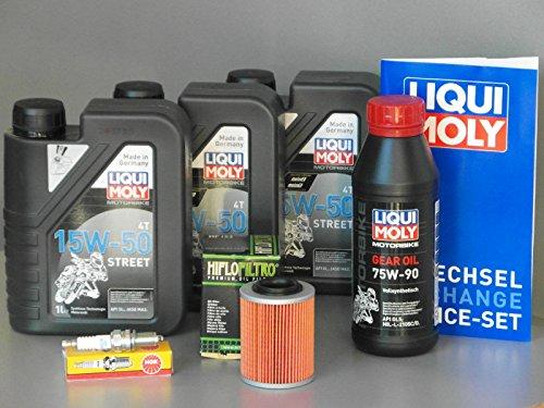 manutenzione-set-atv-cf-moto-cforce-450-olio-di-ispezione-candela-filtro