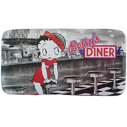 Betty Boop Diner längliche Geldbörse