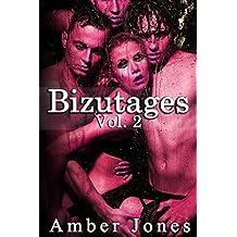 BIZUTAGES: Lorsque le pièce se referme... (Vol. 2): (Roman Érotique, Sexe à Plusieurs, HARD,  Première Fois, Soumission)