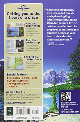 British Columbia & Canadian Rockies 6 (Travel Guide)