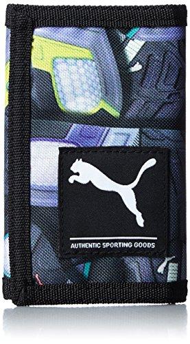Puma Puma Academy Wallet-Dark Shadow-Outsole Print,