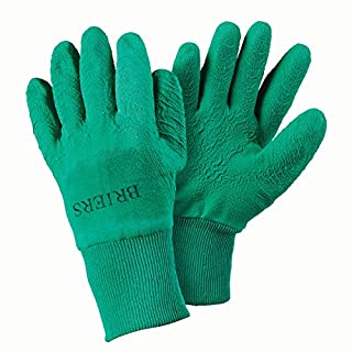 Briers B0118 Gloves, Green, Large