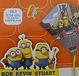 Maro Toys Minions City Kunststoff Diamant Kite