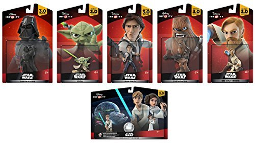 Disney Infinity 3.0: Rise Against the Empire Bundle - Amazon Exclusive by Disney Infinity