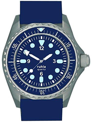 Garde' Ruhla Uhren aus Ruhla RUHLA NVA Kampfschwimmeruhr limitiert 66-53