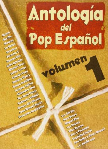 Antología del Pop Español, Volumen 1 (Antologia) por Aa.Vv.