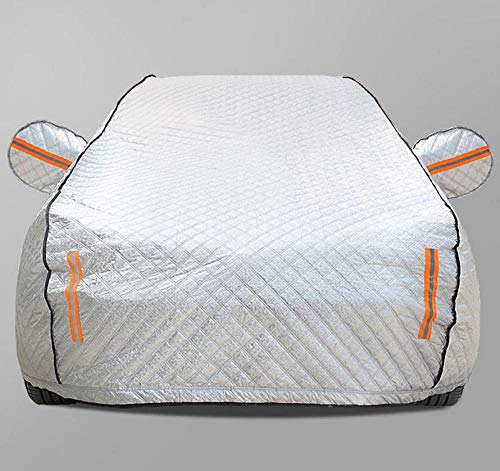 Autoabdeckung Vier Materialschichten Autogarage Mazda Wasserdichte Schmutzabweisend Vollgarage Den Ganzen Tag Autoschützer Atmungsaktiv Autogarage Winter Und Sommer Passend CX-3