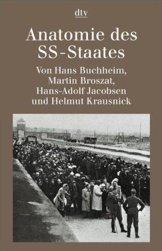 Anatomie des SS-Staates by Martin Broszat (2005-05-31)