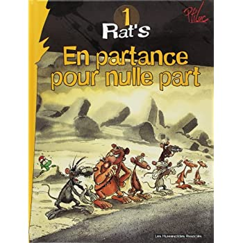 Rat's T01: En partance pour nulle part