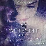 Wütender Sturm: 3 CDs (Die Farben des Blutes, Band 4)
