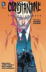 Constantine: The Hellblazer Vol. 1: Going Down (John Constantine, Hellblazer) by Ming Doyle (2016-02-16)