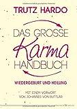 Das grosse Karmahandbuch: Wiedergeburt und Heilung
