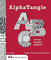 Alpha Tangle (Design Originals) by Sandy Steen Bartholomew (7-Aug-2012) Paperback