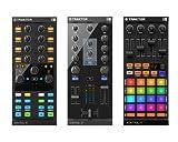 Native Instruments - Set de controladores de sonido Traktor Kontrol Z1, Traktor Kontrol F1 y Kontrol...