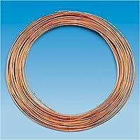 Gütermann / KnorrPrandell 6462081 - Alambre de cobre de 0,8 mm Ø 6m [Importado de Alemania]
