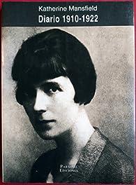 Diario 1910-1922 par Katherine Mansfield