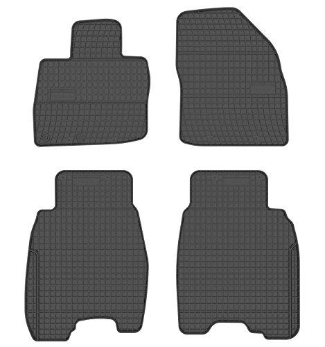All4you Premium tappetini auto in gomma per Honda Civic VIII